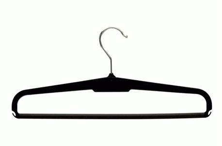 Pantalonhanger 370mm. Zwart MOUSSE